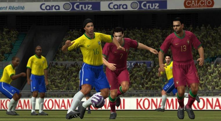Pro Evolution Soccer 2008 PC Full Español