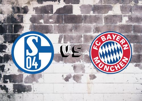 Schalke 04 vs Bayern München  Resumen y Partido Completo