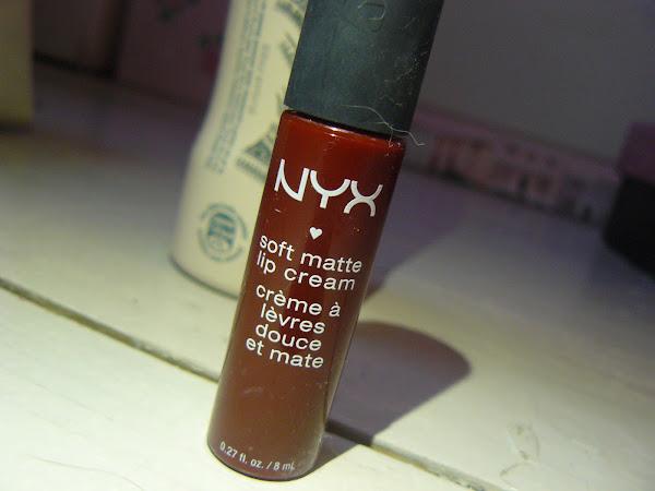 NYX soft matte lip cream review