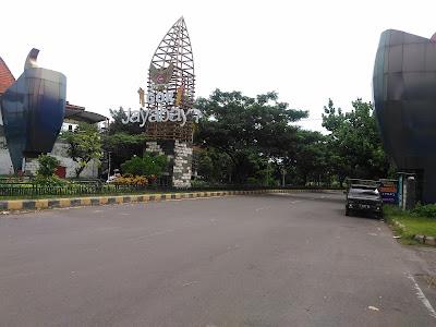 Gelora Jayabaya Kota Kediri Jawa Timur