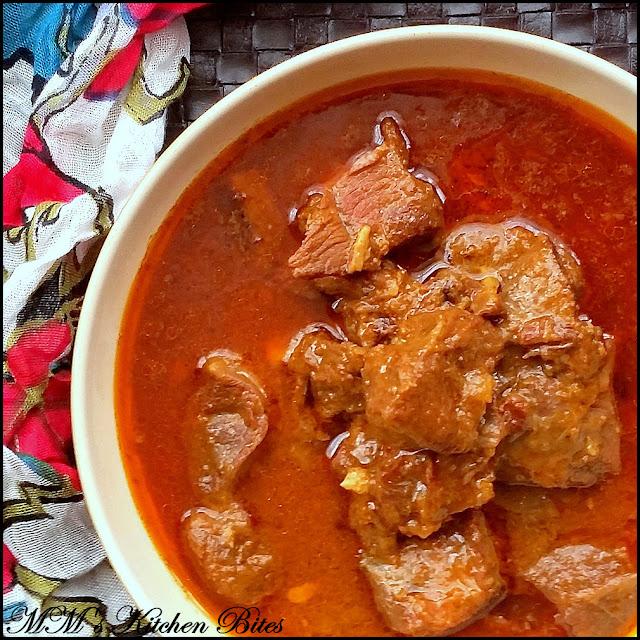 Mutton Lamb Korma mmskitchenbites
