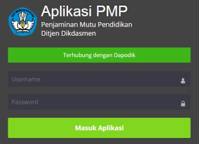 Panduan Pengisian Aplikasi PMP Tahun 2017/2018 Format Baru