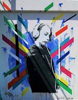 Bondi Street Art   Man.De