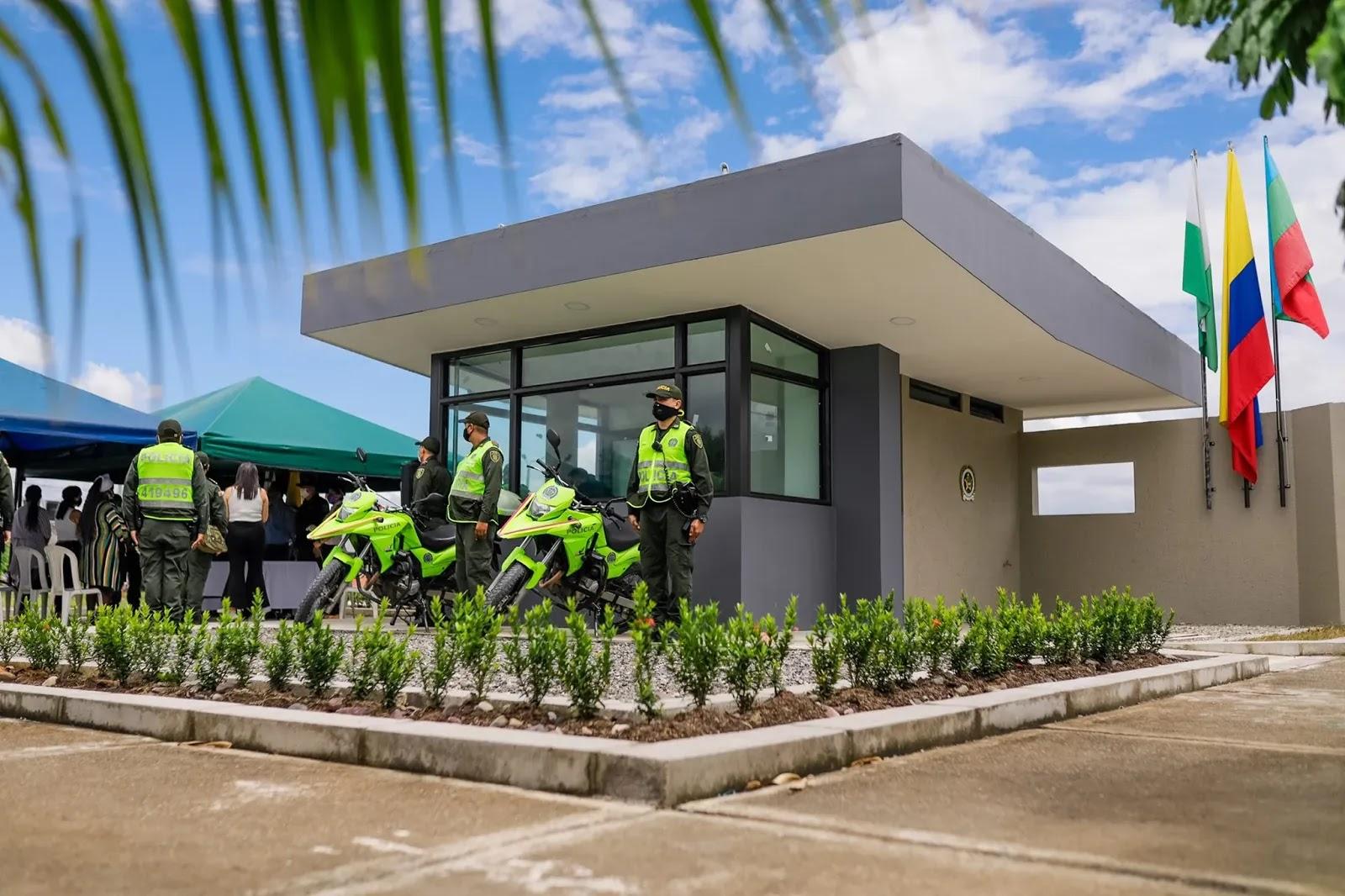De acuerdo con las autoridades, además de mejorar los índices de seguridad en este barrio y sectores aledaños como La Reliquia y Trece de Mayo