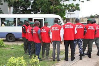 EFCC raids hotels 'in commando-like manner,' arrests 56 lodgers