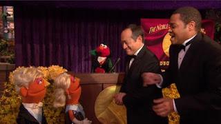 Elmo, Alan, Chris, Sesame Street Episode 4411 Count Tribute season 44