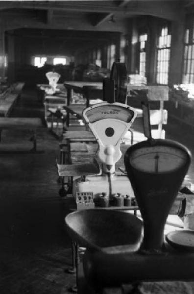 Шинный завод Pirelli участок навески ингредиентов
