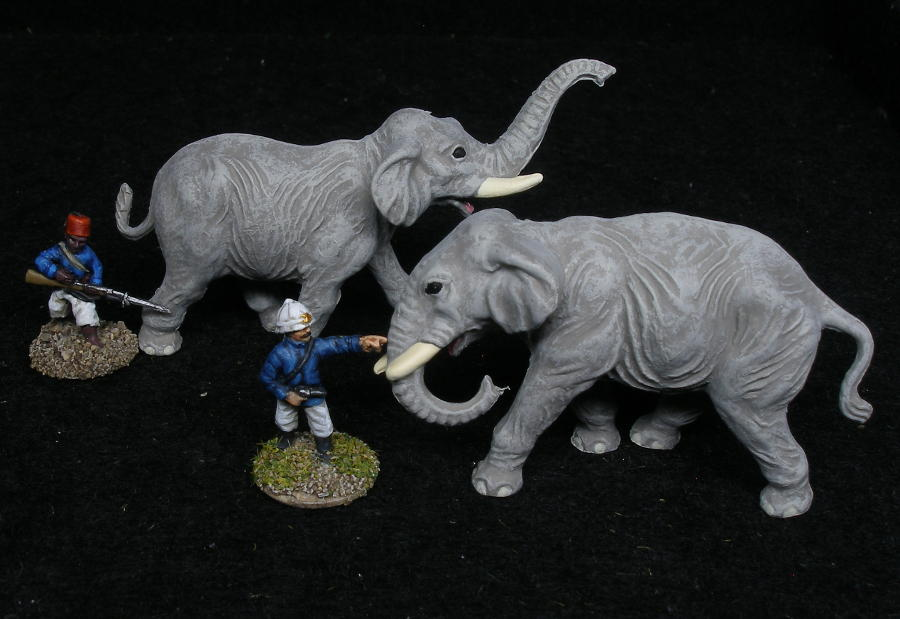 Figurines africaines 15mm Elephant_02
