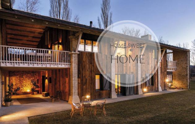 HOME TOUR: Η μετατροπή ενός ...αχυρώνα σε κατοικία εξαιρετικής αισθητικής