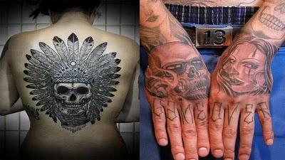 Gangster Tattoos Chicano Art Tattoos