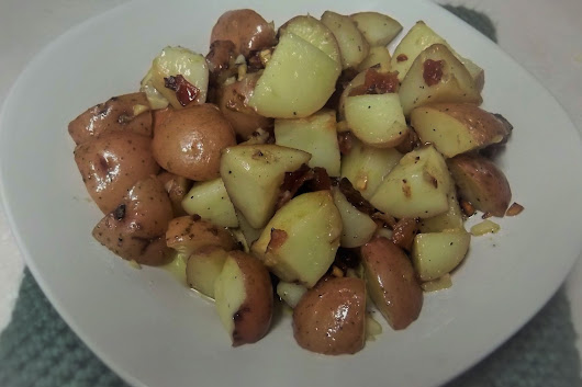 'Lissa's Simple Roasted Red Potatoes