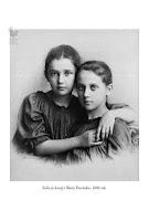 Zofia i Maria Pareńskie 1896