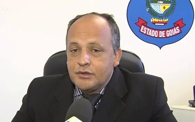 Delegado José Maria da Silva foi preso em operação contra roubo de cargas.