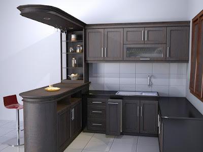 Berbagai Model Lemari Dapur Terkini di Ikea