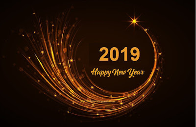 Happy New Year 2019 Wallpaper Wishes