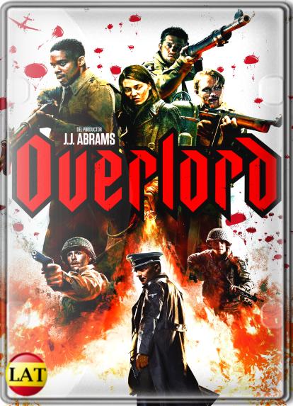 Operación Overlord (2018) DVDRIP LATINO