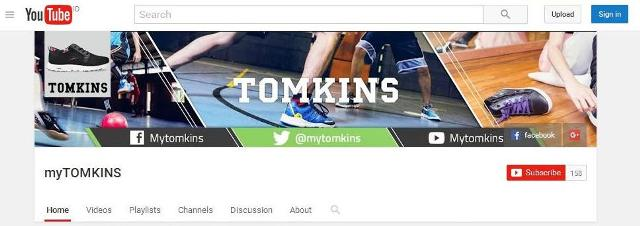 Youtube Tomkins