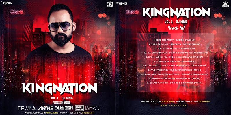 KINGNATION VOL.3 – DJ KING