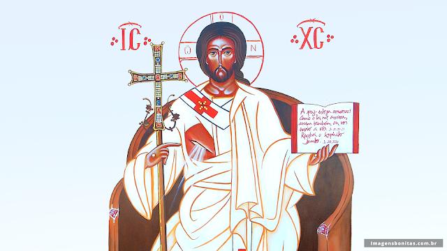 Wallpaper de Jesus Cristo Ressuscitado
