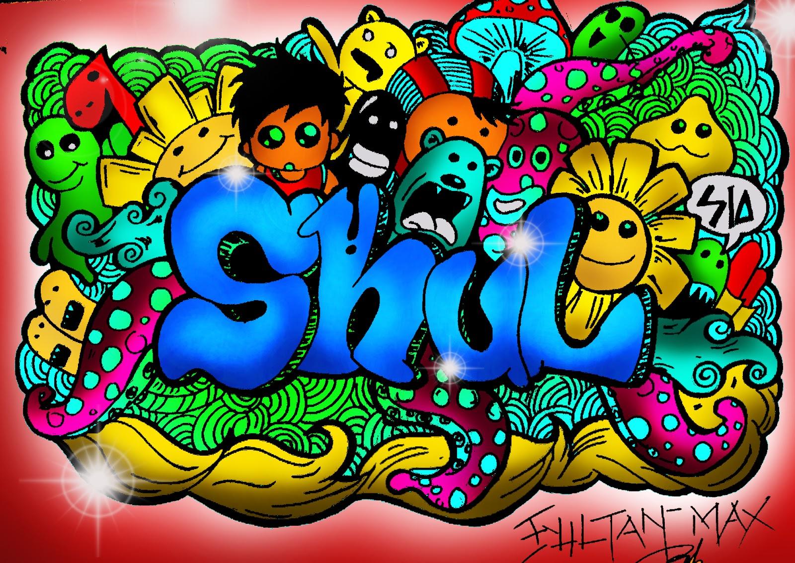 Gambar Sultan Max Blog Visit Doodle Warna Gambar Di Rebanas Rebanas