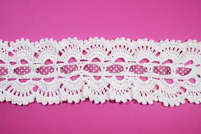 1 - Crocher Imagen Diadema de pelo realmente linda y fácil de hacer por Majovel Crochet.