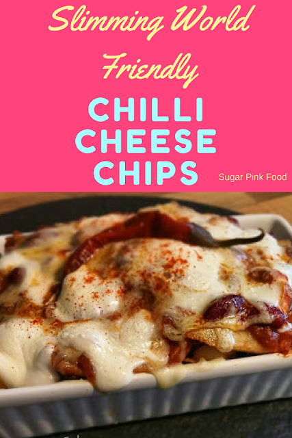 Smoky BBQ Chilli Cheese Chips