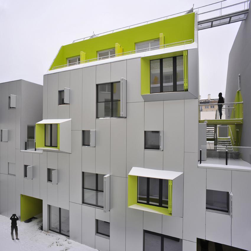 x tu architects a f a s i a. Black Bedroom Furniture Sets. Home Design Ideas