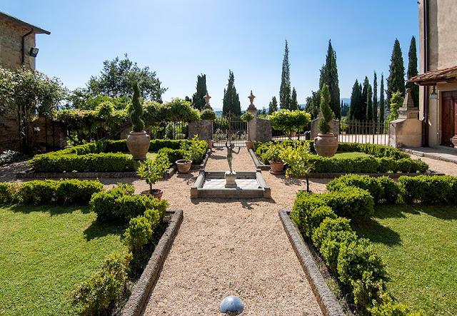 Villa La Ripa em Arezzo