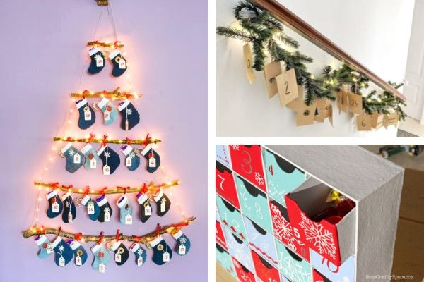 Advent Calendars you can make