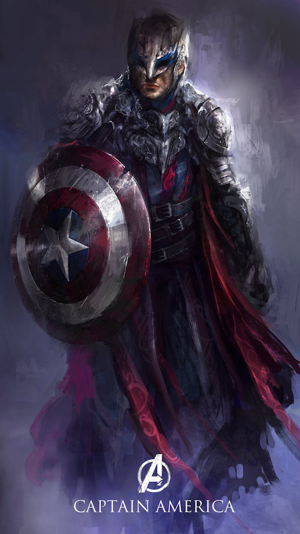 10. Captain New World