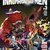 Inhumans Vs. X-Men - #3 (Cover & Description)