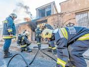 Így zajlott a hajdúszoboszlói V. tűzvizsgáló szakmai vetélkedő