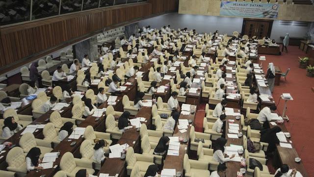 Polres Sumedang Menangkap Komplotan Penipu Seleksi Penerimaan CPNS 2018