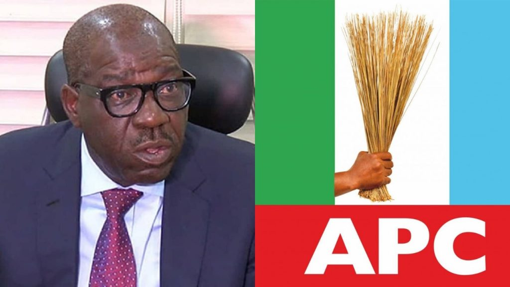 Edo APC 2020: We'll sweep Obaseki out of office – APC #Arewapublisize