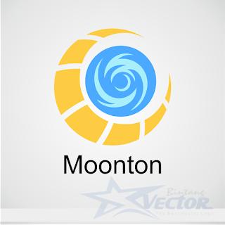 Moonton Logo Vector cdr Download