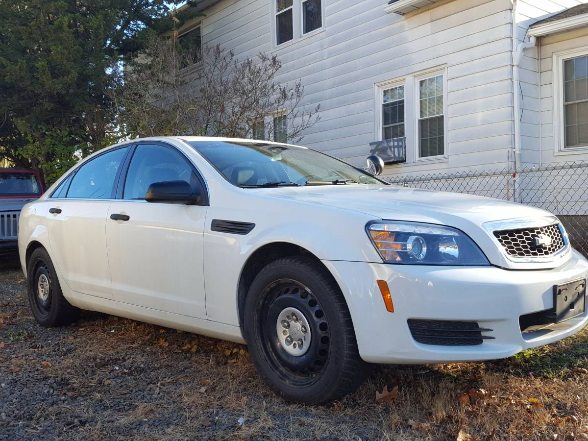 Daily Turismo: Police Style: 2013 Chevrolet Caprice PPV 9C3