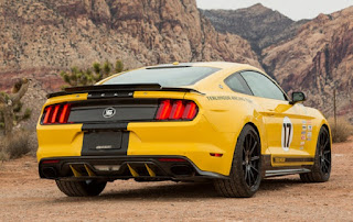 2016  Ford Shelby Terlingua Mustang GT Rear Right
