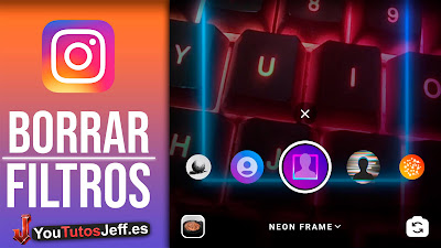 Como Eliminar Filtros de Instagram Stories