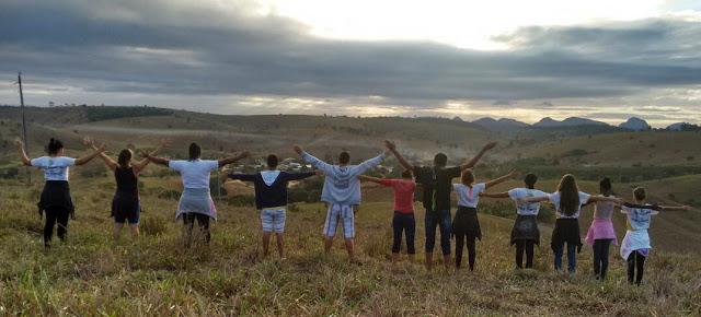 """""""Educar para o Bem Viver"""" é tema de reflexão de jovens da diocese de São Mateus (ES)"""