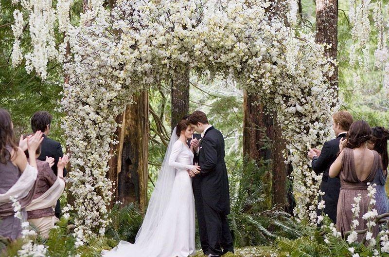 "Garden Party ala Film ""Twilight"""