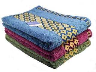 HANDUK TOWEL ONE MOTIF 10534