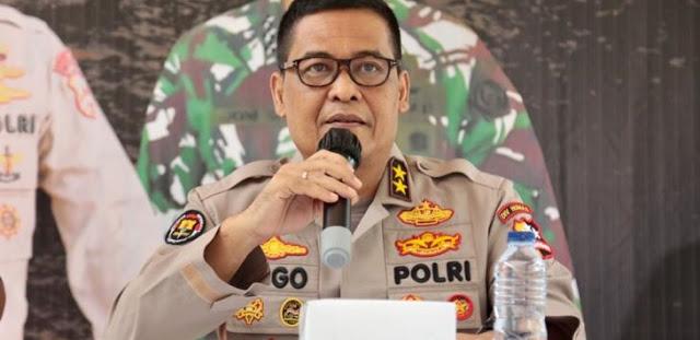 Ma'ruf Amin Disandingkan dengan Kakek Sugiono, Ini Penjelasan Mabes Polri