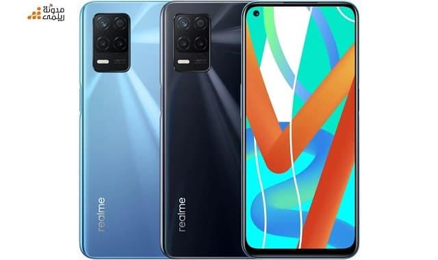 سعر ومواصفات Realme 8 5G بمعالج Dimensity 700 يدعم شبكة الجيل الخامس