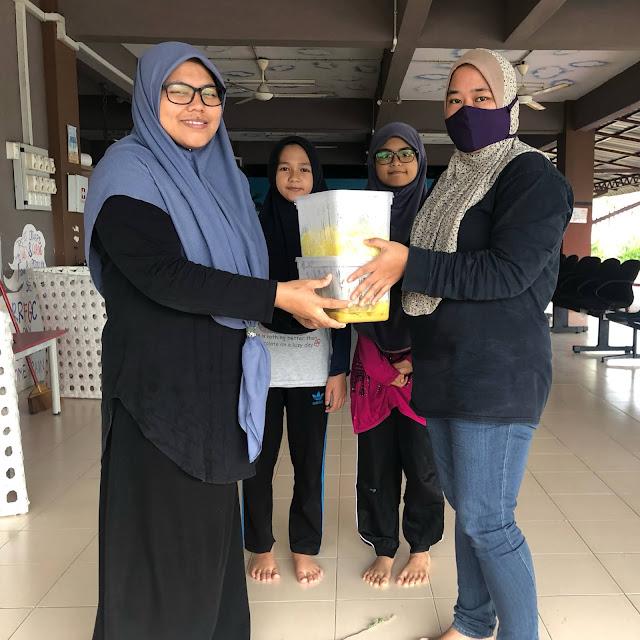 Inisiatif Pantri Komuniti AyamBersamaMu Tular di Pahang!