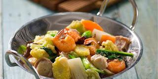 4 Cara Membuat Capcay Seafood, Jawa, Goreng, dan Kuah