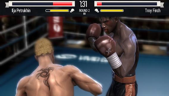 Real Boxing ScreenShot 02