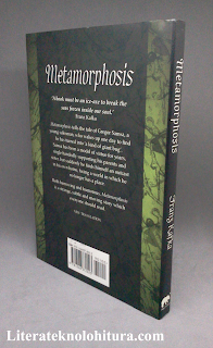 Metamorphosis by Franz Kafka Back Cover