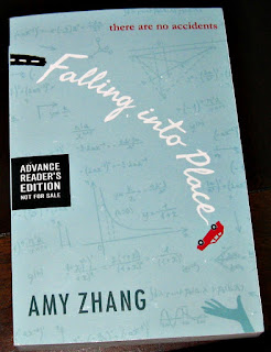 Falling Into Place by Amy Zhang might not be to everyone's taste, but I do recommend it to anyone looking for a well written story that isn't the usual rainbows and unicorns of Young Adult reads.