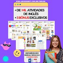 ABC KIDS ATIVIDADES DE INGLÊS