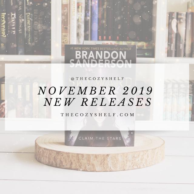 november 2019 book releases